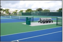 Saint Andrew's Tennis Courts