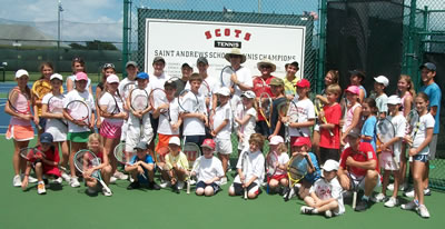 National Summer Tennis Program
